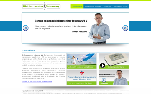 Access bioharmonizerfotonowy.pl using Hola Unblocker web proxy