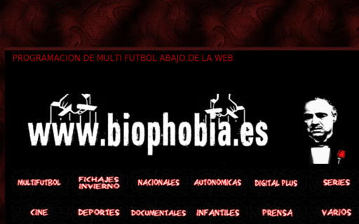 Access biophobia.es using Hola Unblocker web proxy