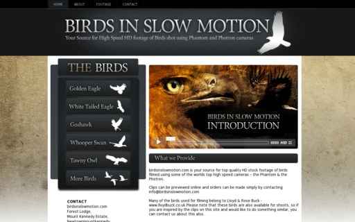 Access birdsinslowmotion.com using Hola Unblocker web proxy