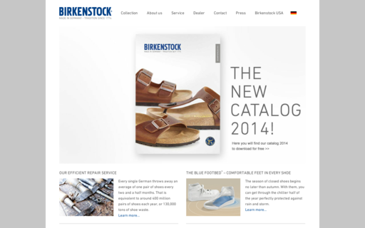 Access birkenstock.com using Hola Unblocker web proxy