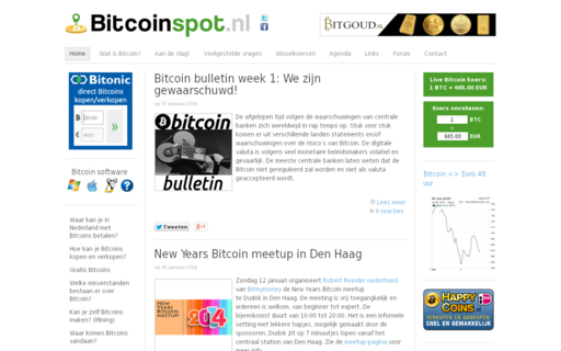 Access bitcoinspot.nl using Hola Unblocker web proxy