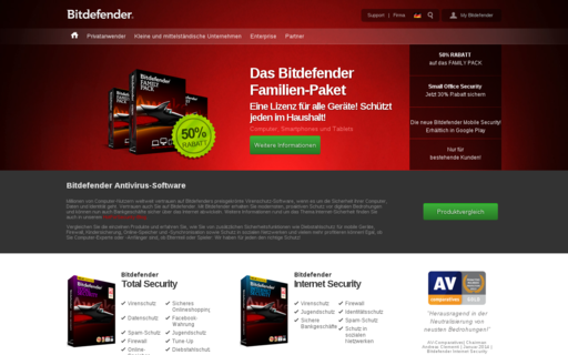 Access bitdefender.de using Hola Unblocker web proxy