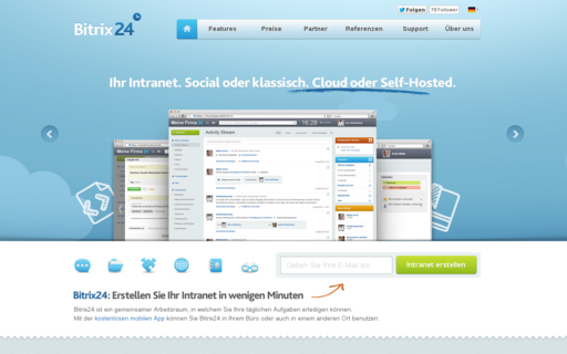 Access bitrix24.de using Hola Unblocker web proxy