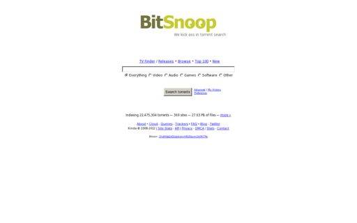 Access bitsnoop.com using Hola Unblocker web proxy