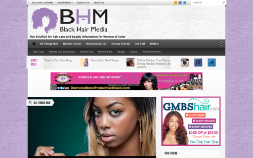 Access blackhairmedia.com using Hola Unblocker web proxy