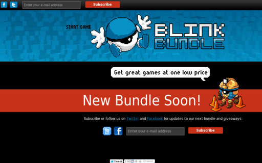 Access blinkbundle.com using Hola Unblocker web proxy