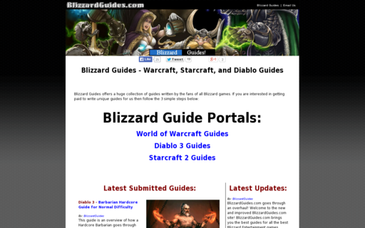 Access blizzardguides.com using Hola Unblocker web proxy