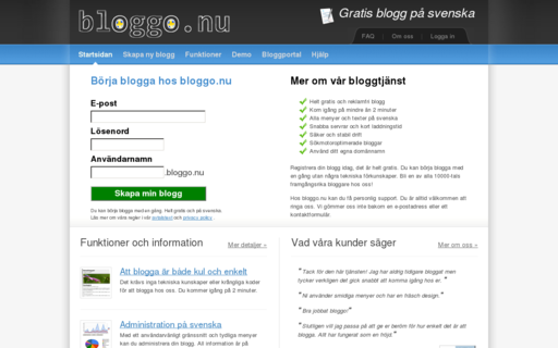 Access bloggo.nu using Hola Unblocker web proxy