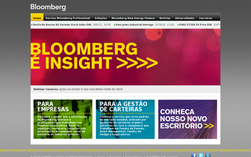 Access bloomberg.com.br using Hola Unblocker web proxy