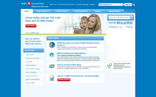Access bmoinvestorline.com using Hola Unblocker web proxy