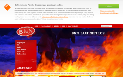 Access bnn.nl using Hola Unblocker web proxy