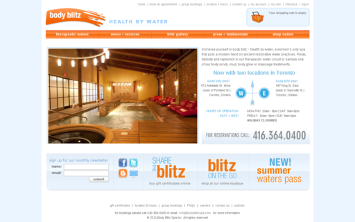 Access bodyblitzspa.com using Hola Unblocker web proxy
