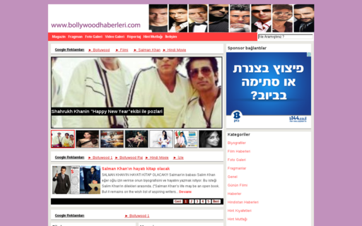 Access bollywoodhaberleri.com using Hola Unblocker web proxy