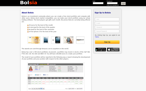Access bolsia.com using Hola Unblocker web proxy