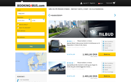 Access bookingabus.com using Hola Unblocker web proxy
