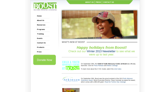Access boostforkids.org using Hola Unblocker web proxy