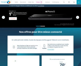 Access bouyguestelecom.fr using Hola Unblocker web proxy