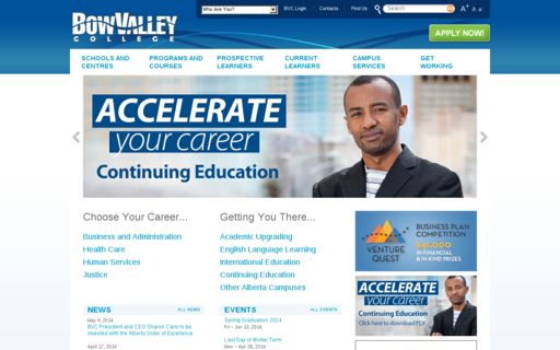 Access bowvalleycollege.ca using Hola Unblocker web proxy