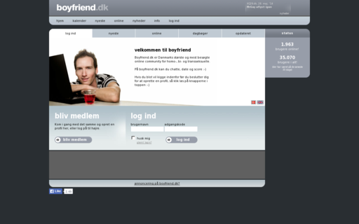 Access boyfriend.dk using Hola Unblocker web proxy