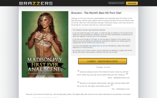 Access brazzersnetwork.com using Hola Unblocker web proxy