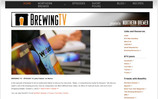 Access brewingtv.com using Hola Unblocker web proxy