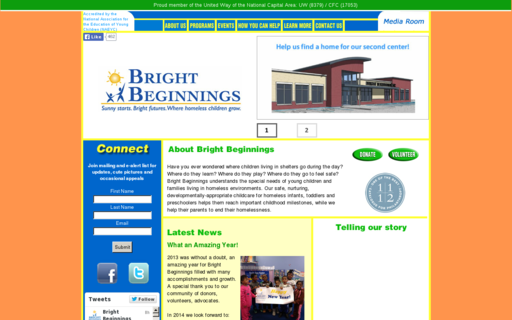 Access brightbeginningsinc.org using Hola Unblocker web proxy