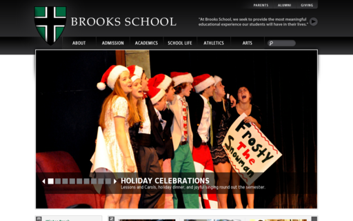 Access brooksschool.org using Hola Unblocker web proxy