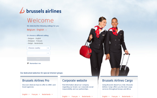 Access brusselsairlines.com using Hola Unblocker web proxy