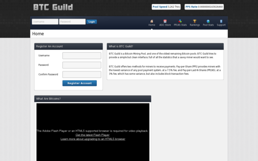 Access btcguild.com using Hola Unblocker web proxy