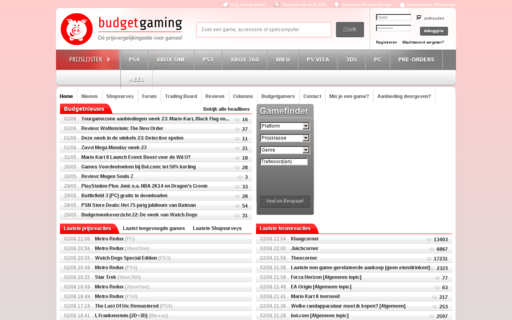 Access budgetgaming.nl using Hola Unblocker web proxy