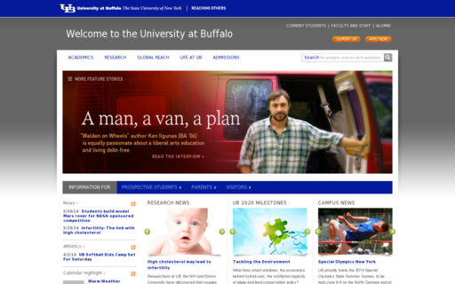 Access buffalo.edu using Hola Unblocker web proxy