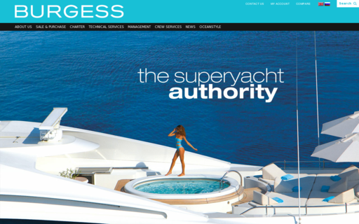 Access burgessyachts.com using Hola Unblocker web proxy