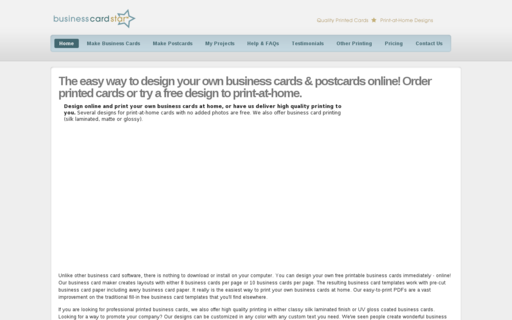 Access businesscardstar.com using Hola Unblocker web proxy
