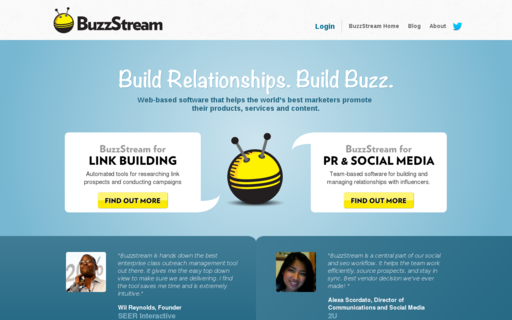 Access buzzstream.com using Hola Unblocker web proxy