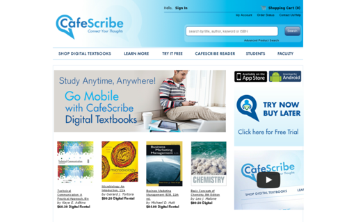 Access cafescribe.com using Hola Unblocker web proxy