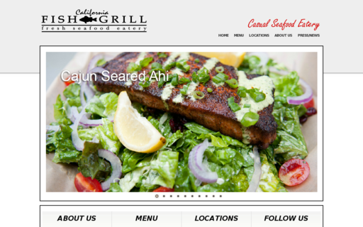Access cafishgrill.com using Hola Unblocker web proxy