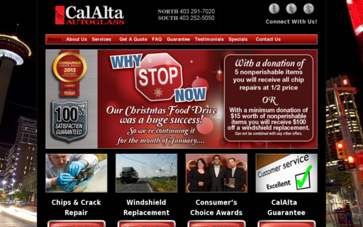 Access calaltaautoglass.com using Hola Unblocker web proxy