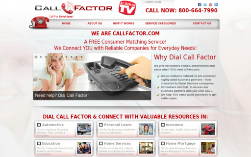 Access callfactor.com using Hola Unblocker web proxy