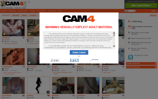 Access cam4.hn using Hola Unblocker web proxy