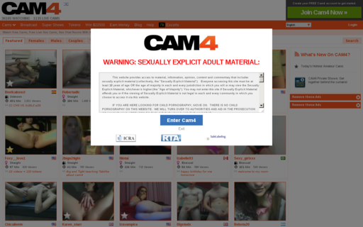 Access cam4.my using Hola Unblocker web proxy