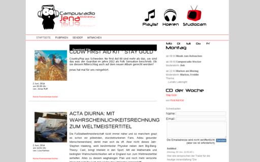 Access campusradio-jena.de using Hola Unblocker web proxy