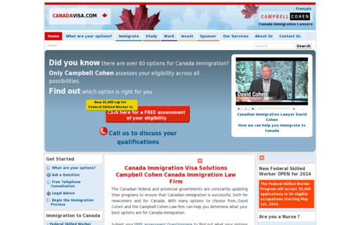 Access canadavisa.com using Hola Unblocker web proxy