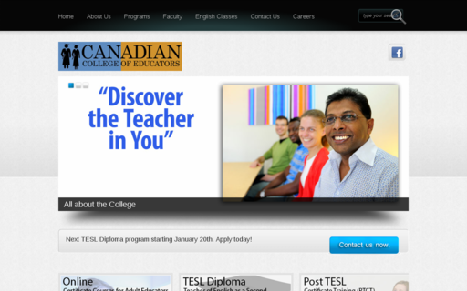 Access canadiancollegeofeducators.ca using Hola Unblocker web proxy