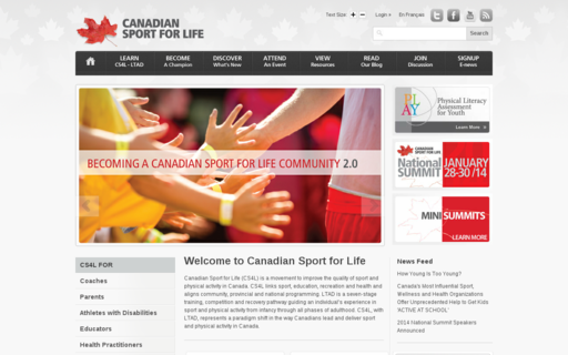 Access canadiansportforlife.ca using Hola Unblocker web proxy