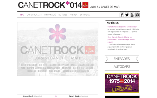 Access canetrock.cat using Hola Unblocker web proxy
