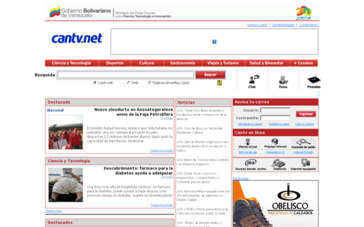 Access cantv.net using Hola Unblocker web proxy