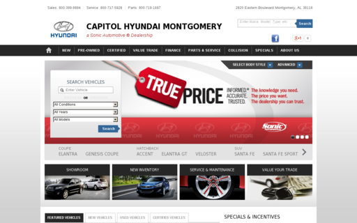 Access capitolhyundai.net using Hola Unblocker web proxy