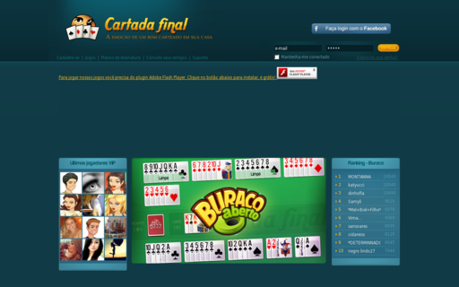 Access cartadafinal.com using Hola Unblocker web proxy