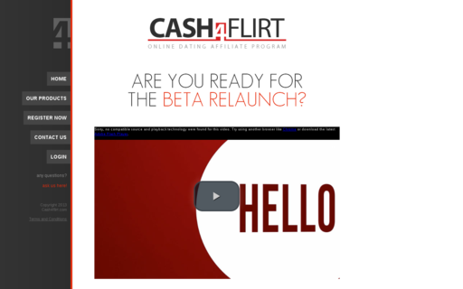 Access cash4flirt.com using Hola Unblocker web proxy