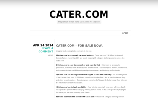 Access cater.com using Hola Unblocker web proxy